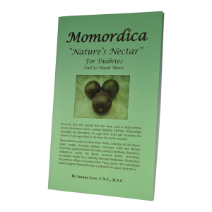 Book: Momordica, Nature's Nectar