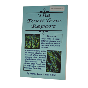 Book: TOXICLENZ - The ToxiClenz Report