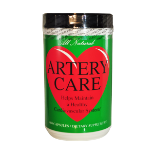 Artery Care Canister of Caps