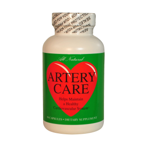 Artery Care Bottles
