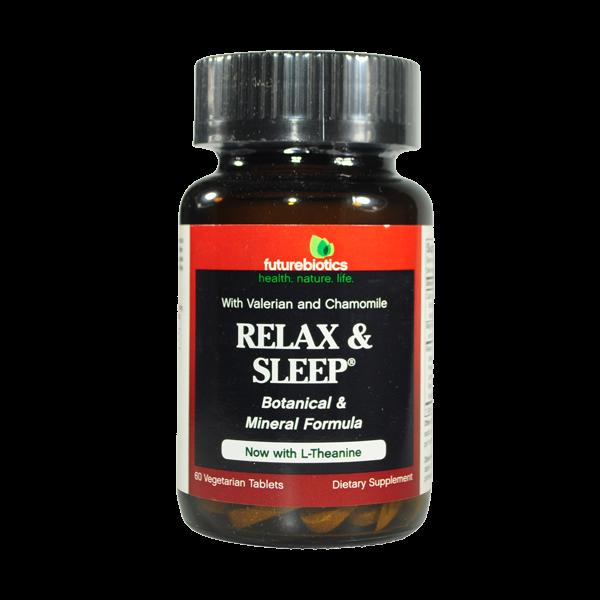 Relax & Sleep Formula