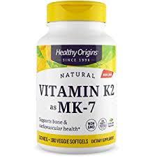 Vitamin K2, MK7