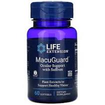 MacuGuard® Ocular Support  60sg