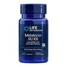 Melatonin IR/XR